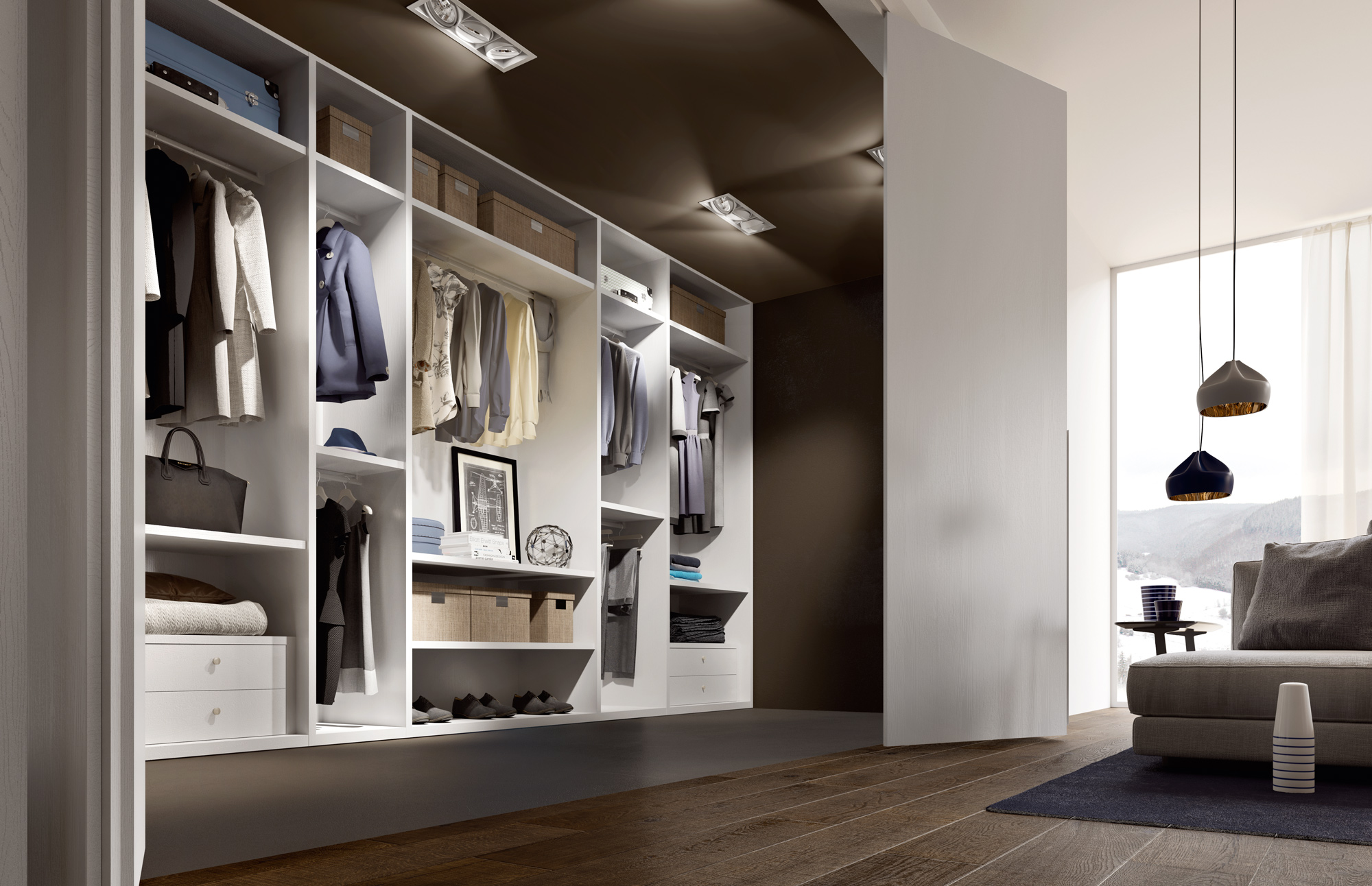dressing sur mesure arredamentigiordano. Black Bedroom Furniture Sets. Home Design Ideas